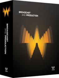 Waves Broadcast & Production TDM