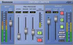 SONNOX Oxford Limiter Hd