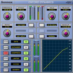 SONNOX Oxford Dynamics Native