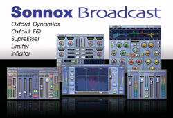 SONNOX Broadcast Bundle Native