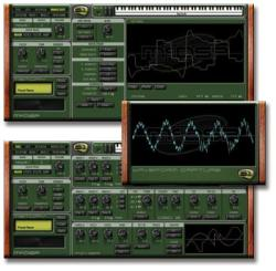 McDSP Synthesizer One Native to HD Upgrade 4.3