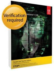 Adobe Adobe CS6 Dreamweaver (Student & Teacher) 65169508