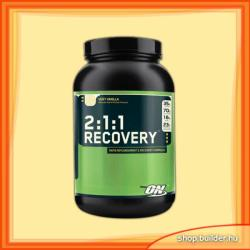 Optimum Nutrition 2:1:1 Recovery - 1678g