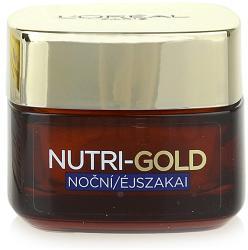 L'Oréal Nutri-Gold Éjszakai Krém 50ml