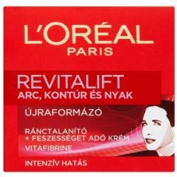 L'Oréal Dermo Revitalift Arc, Kontúr, Nyakformázó Krém 50ml
