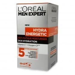 L'Oréal Men Expert Hydra Energetic revitalizáló arckrém férfiaknak 50ml