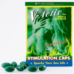 V-Activ Stimulation Caps 20db
