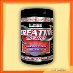 Betancourt Nutrition Creatine Chewies - 160 tabs