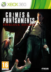 Focus Home Interactive Sherlock Holmes Crimes & Punishments (Xbox 360)
