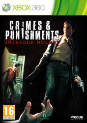 Focus Home Interactive Sherlock Holmes Crimes & Punishments (Xbox 360)