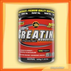 All Stars 100% Creatine Monohydrate - 600g