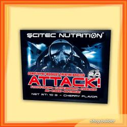 Scitec Nutrition Attack 2.0 - 10g