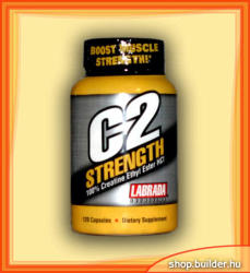 Labrada C2 Strength - 120 caps