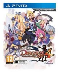 NIS America Disgaea 4 A Promise Revisited (PS Vita)