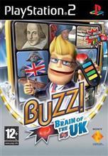 Sony Buzz! Brain of the UK (PS2)