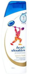 Head & Shoulders Sports Fresh sampon 400ml