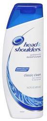 Head & Shoulders Classic Clean Korpásodás Elleni Sampon Normál Hajra 400ml