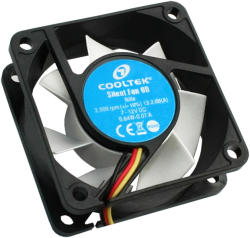 Cooltek Silent Fan 60
