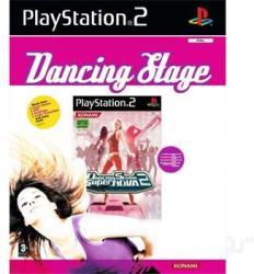 Konami Dancing Stage Supernova 2. (PS2)