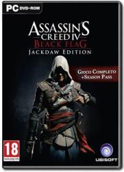 Ubisoft Assassin's Creed IV Black Flag [Jackdaw Edition] (PC)