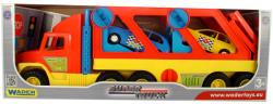 Wader Szuper autószállító kamion
