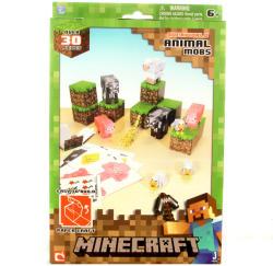 Mojang Minecraft kreatív készlet - Állatok szett