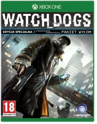 Ubisoft Watch Dogs [Special Edition] (Xbox One)