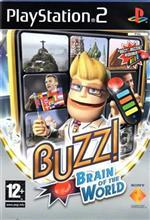 Sony Buzz Brain Of The World (PS2)