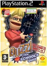 Sony Buzz The Schools Quiz (PS2)