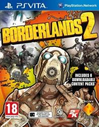 2K Games Borderlands 2 (PS Vita)