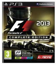 Codemasters F1 Formula 1 2013 [Complete Edition] (PS3)