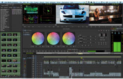 Avid Media Composer 7.0 Interplay Edition + Symphony + Dongle