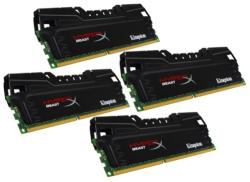 Kingston 32GB (4x8GB) DDR3 1866MHz KHX18C10AT3K4/32X