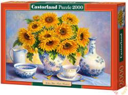 Castorland Trisha Hardwick: Arany és Kék 2000 db-os (200481)