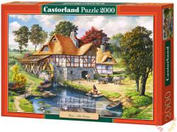 Castorland Molnárház 2000 db-os (C-200498)