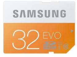 Samsung SDHC EVO 32GB Class 10 MB-SP32D/EU
