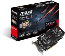 ASUS Radeon R7 265 DirectCU II 2GB GDDR5 256bit PCIe (R7265-DC2-2GD5)
