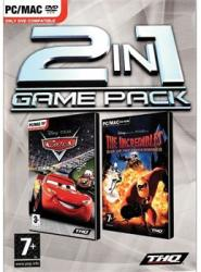 THQ Cars + The Incredibles Rise of the Underminer (PC)