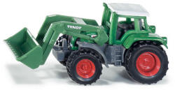 Siku Fendt traktor homlokrakodóval