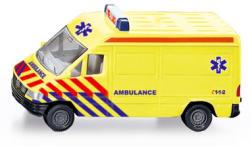 Siku Holland mentőautó
