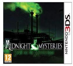 Midnight Mysteries 3 Devil on the Mississippi (3DS)
