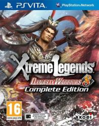 KOEI TECMO Dynasty Warriors 8 [Complete Edition] (PS Vita)