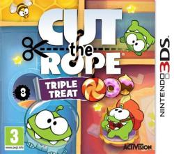 Activision Cut the Rope Triple Treat (3DS)