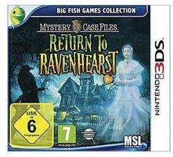 Mystery Case Files Return to Ravenhearst (3DS)