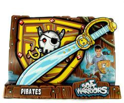Soft Warriors Kalóz kard és pajzs készlet