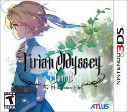 NIS America Etrian Odyssey Untold The Millennium Girl (3DS)