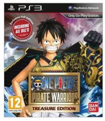 Namco Bandai One Piece Pirate Warriors [Treasure Edition] (PS3)