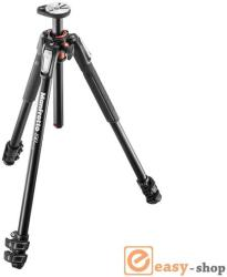 Manfrotto 190 aluminium 3-section tripod with horizontal column (MT190XPRO3)