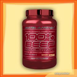 Scitec Nutrition 100% Beef Protein Concentrate - 1000g