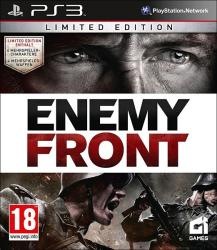 City Interactive Enemy Front (PS3)